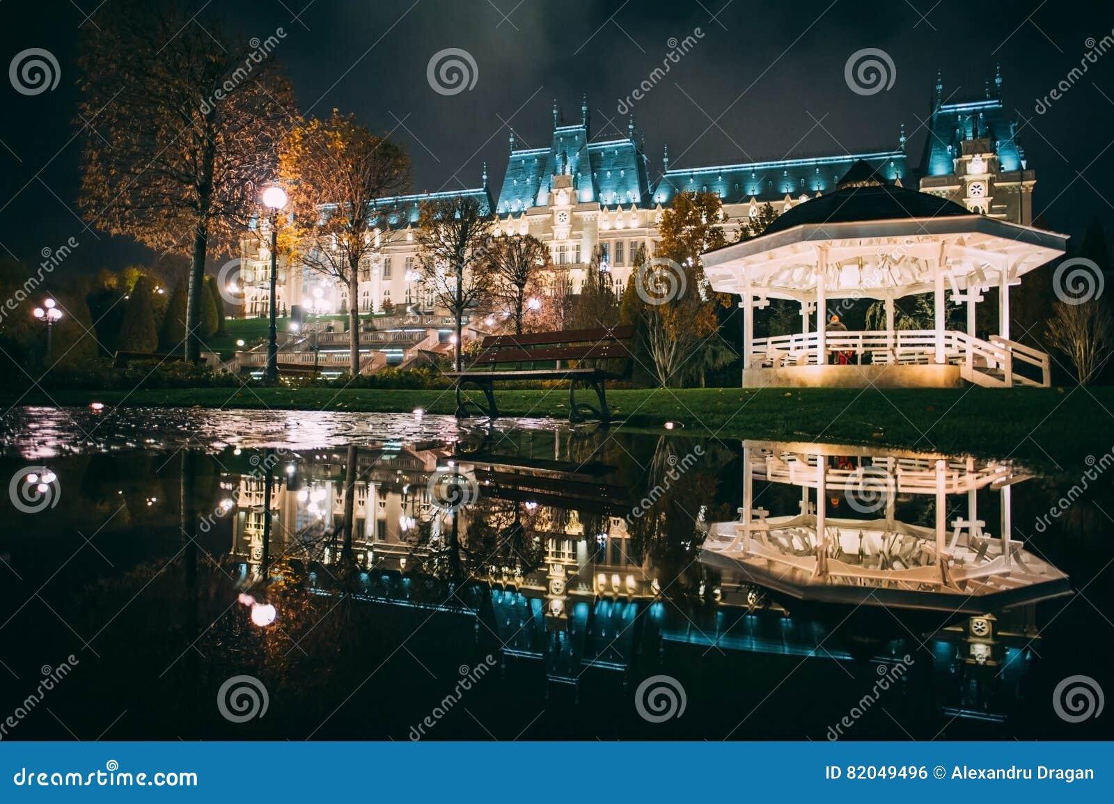 Slotten av kultur från Iasi, Rumänien
