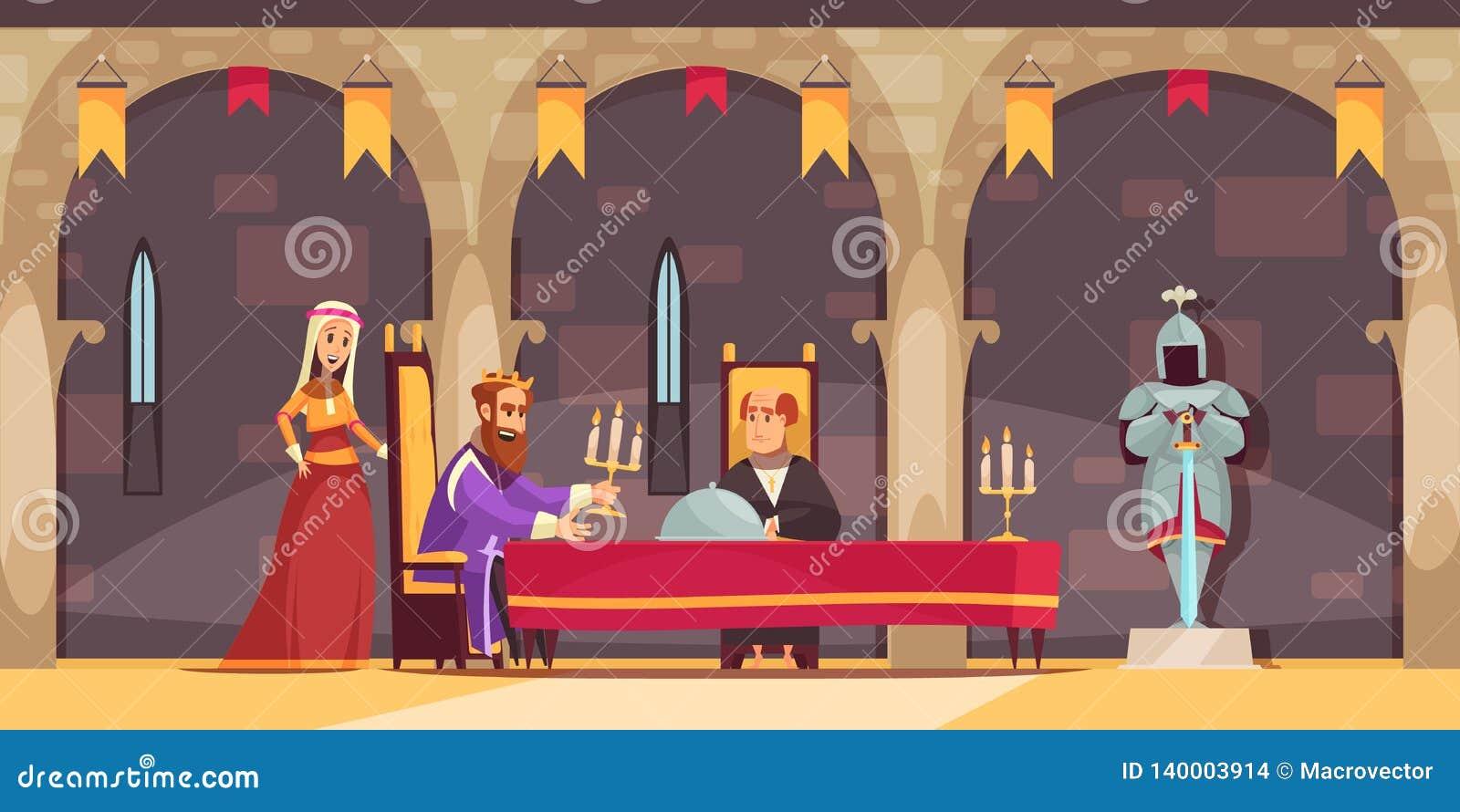 Slottfolksammansättning