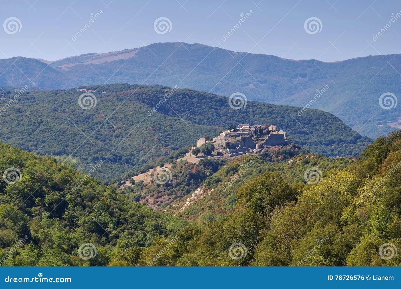 SlottTermes i Frankrike