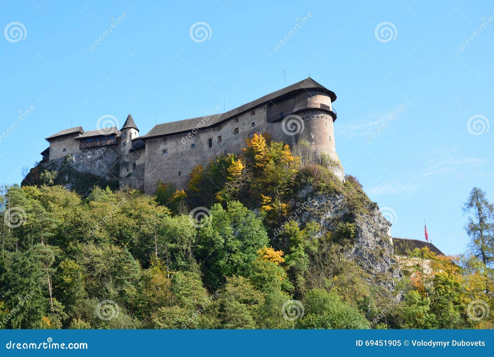 Slovakia Castelo de Orava