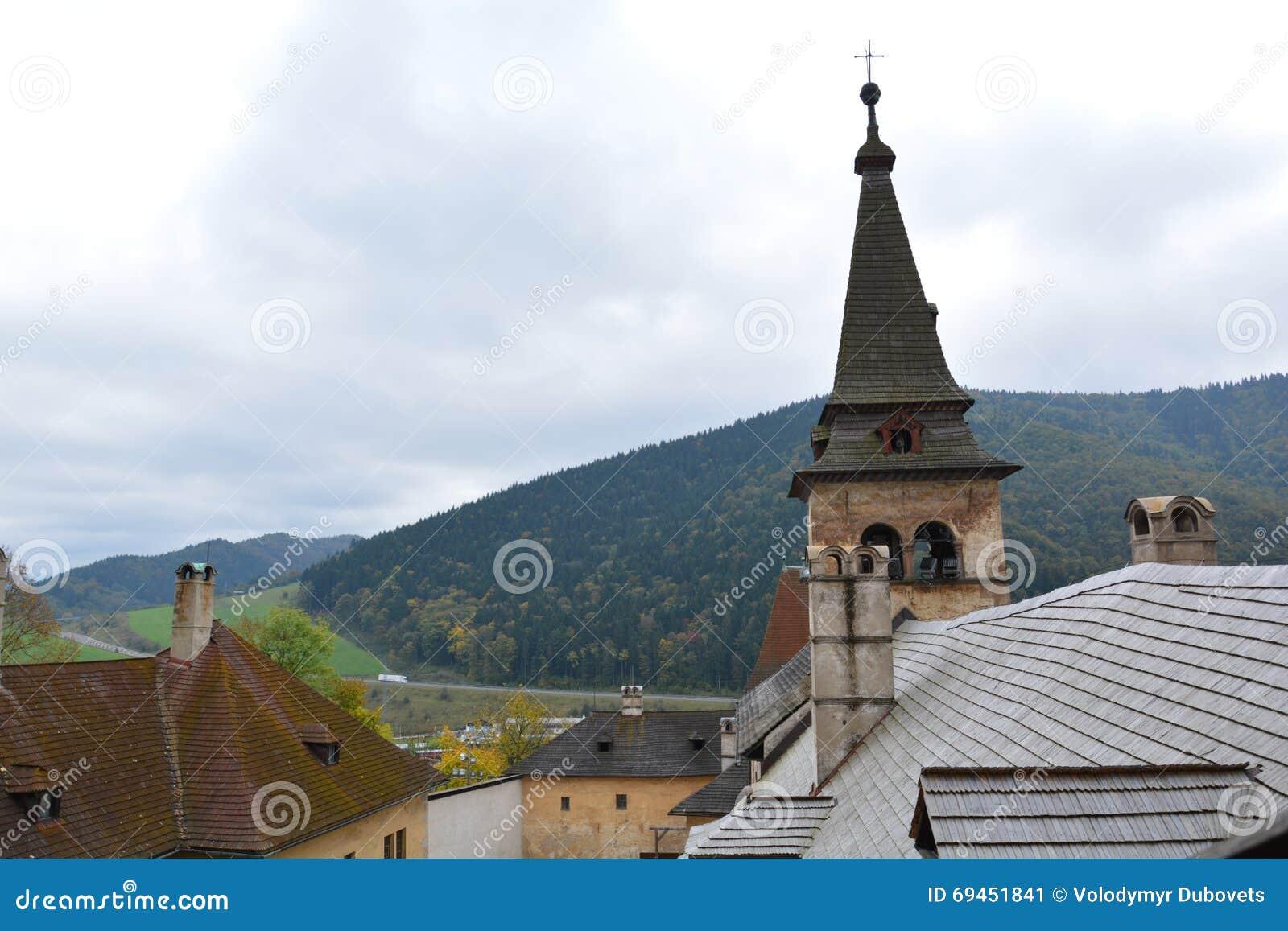 Slovakia. Orava Castle.