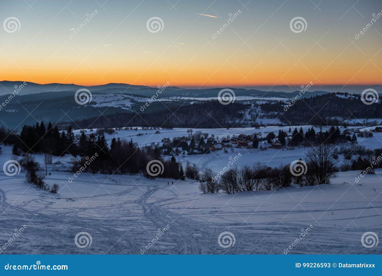 Slovakian landscapes