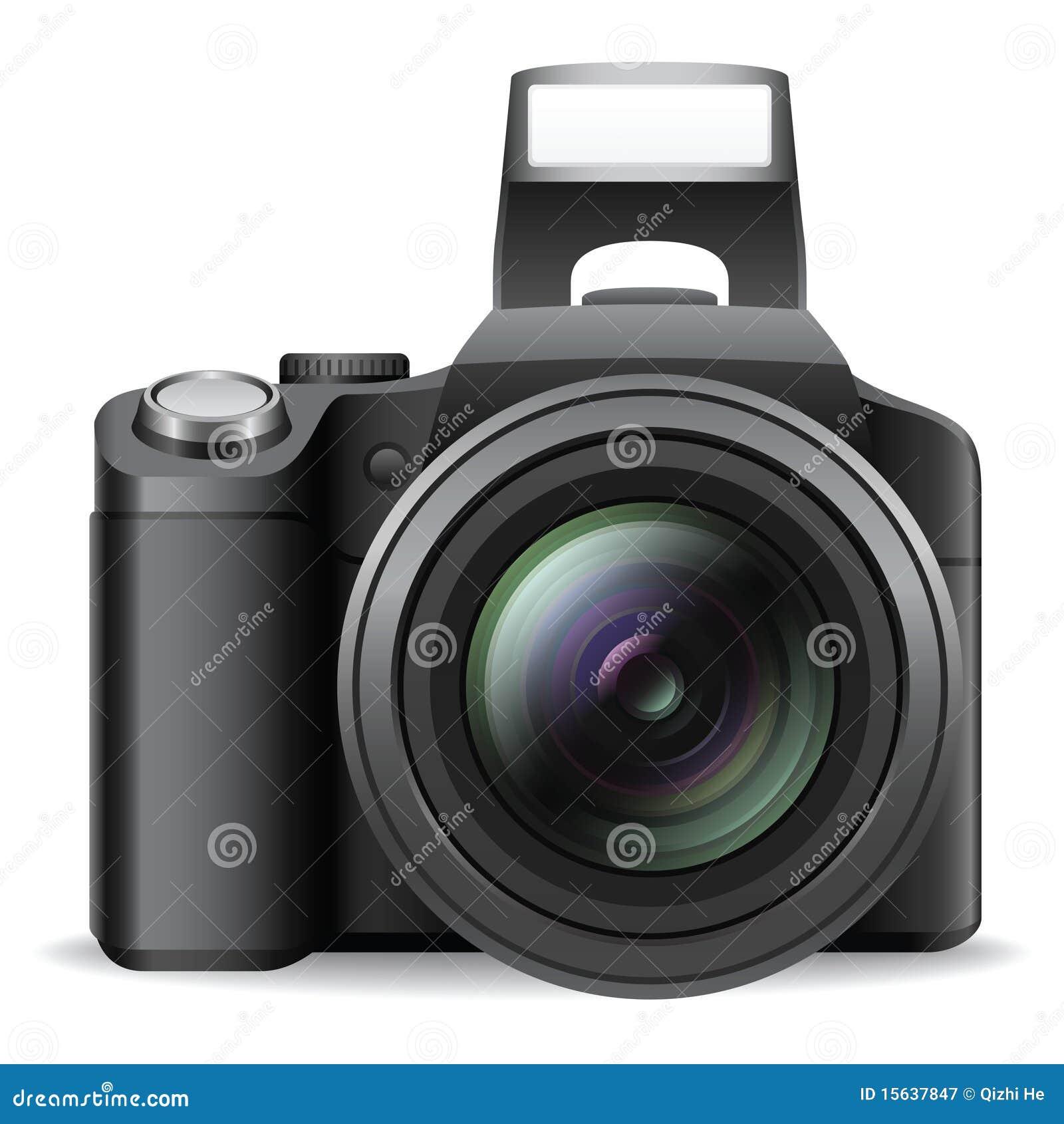 free clipart slr camera - photo #14