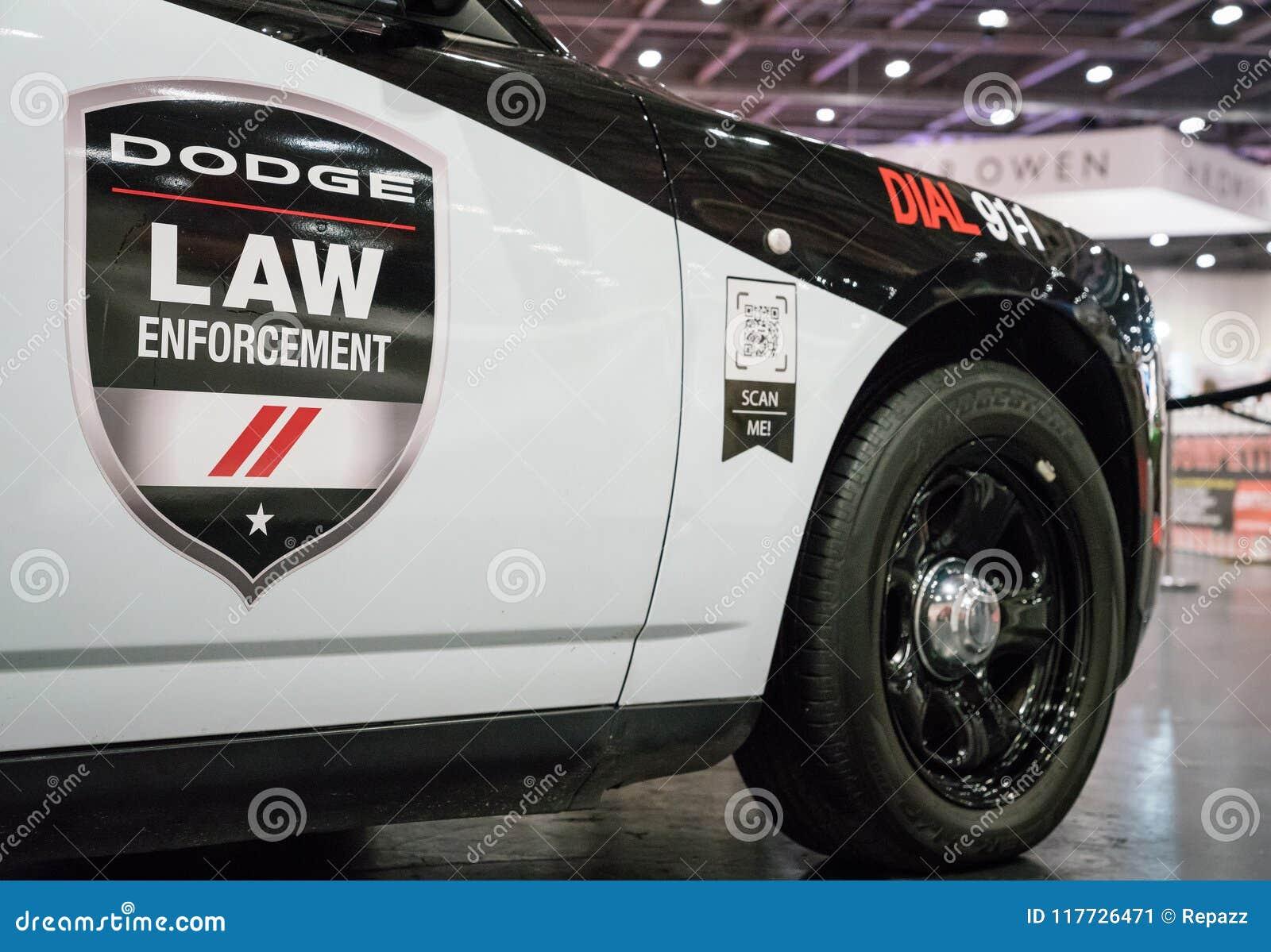 Sluit Dodge-omhoog de Handhaving van de Laderssrt Wet