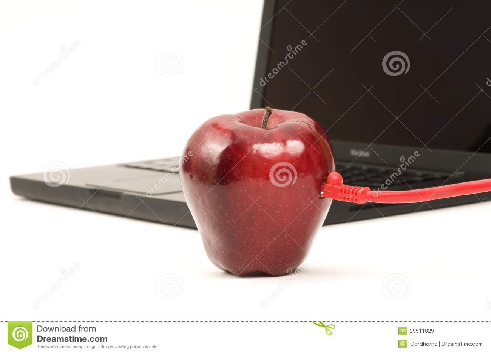 Sluit Laptop aan