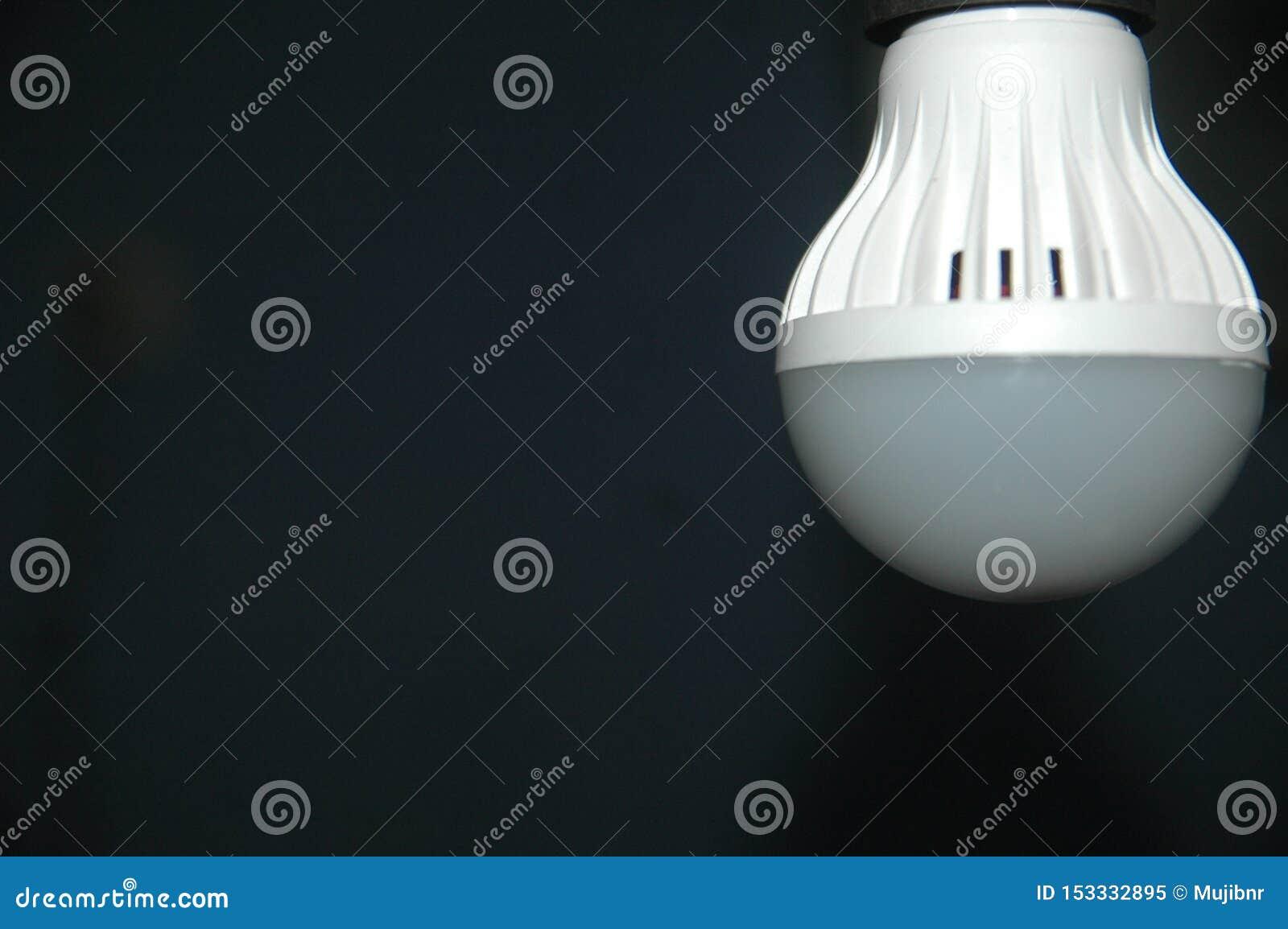 Sluit omhoog het onduidelijke beeldachtergrond van de detaillamp