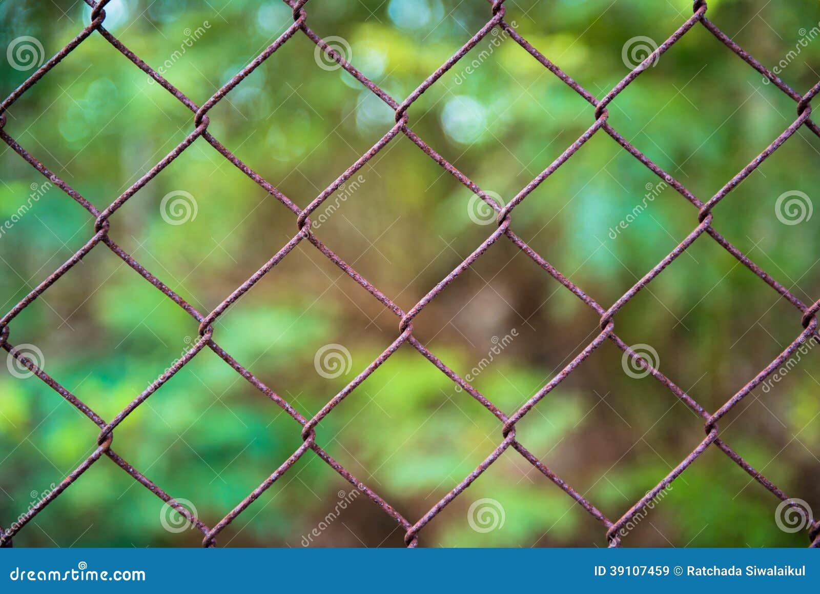 Sluit omhoog patroon Barb Wire