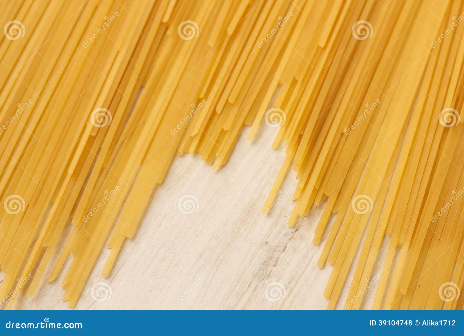 Sluit omhoog van de Spaghetti