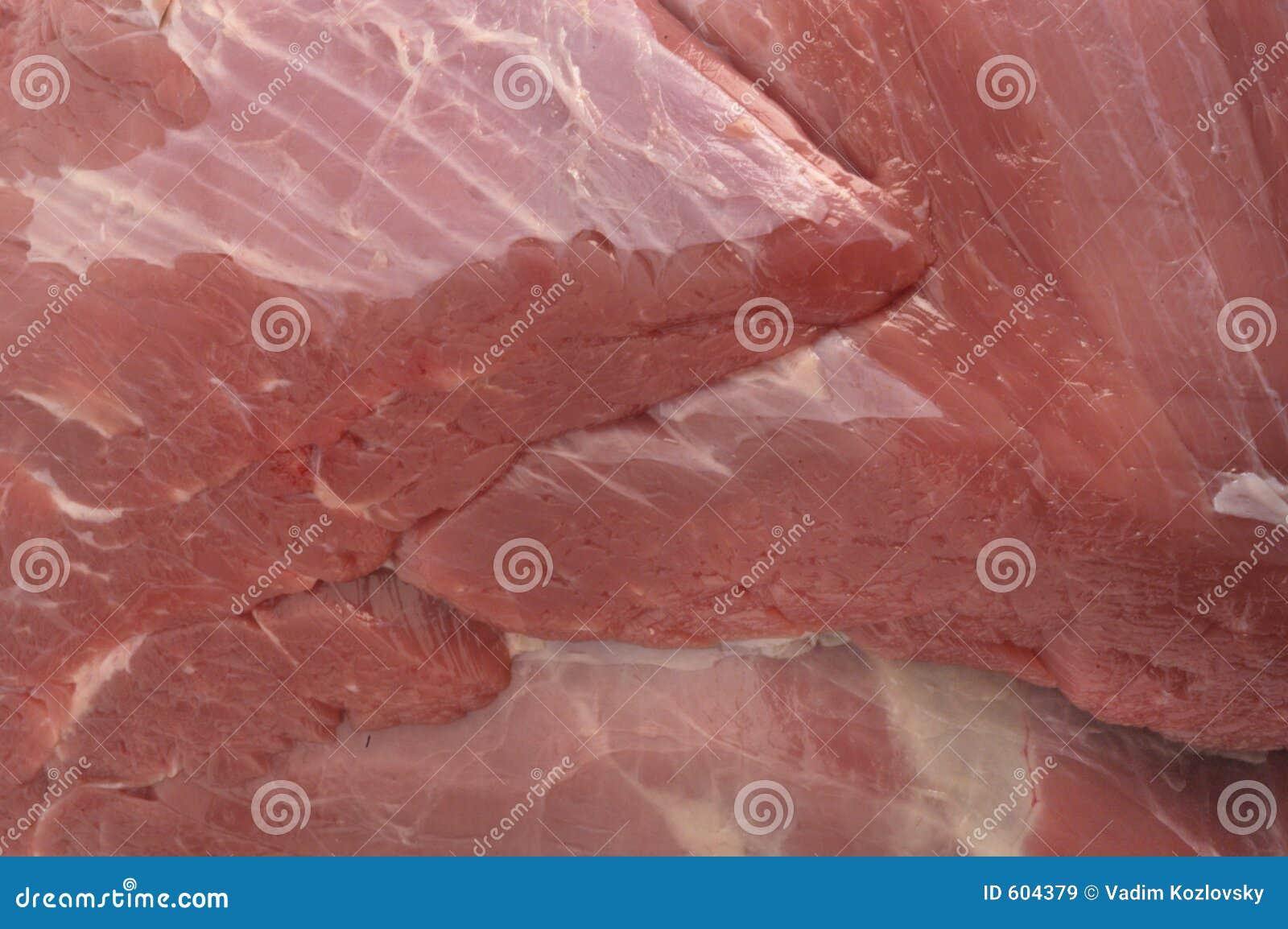 Sluit omhoog van rundvlees
