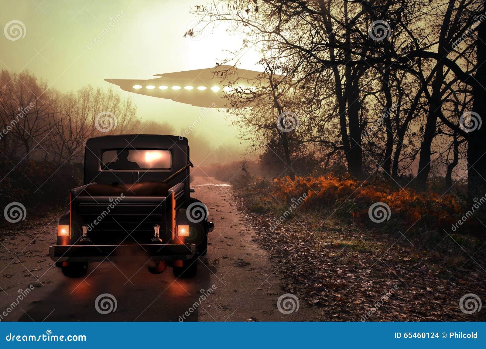 Sluit ontmoeting op de weg