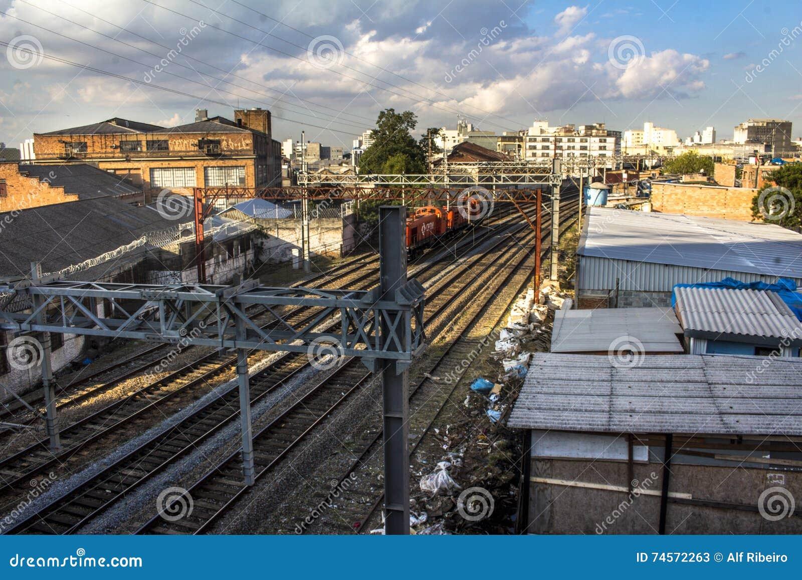 Slum of Moinho