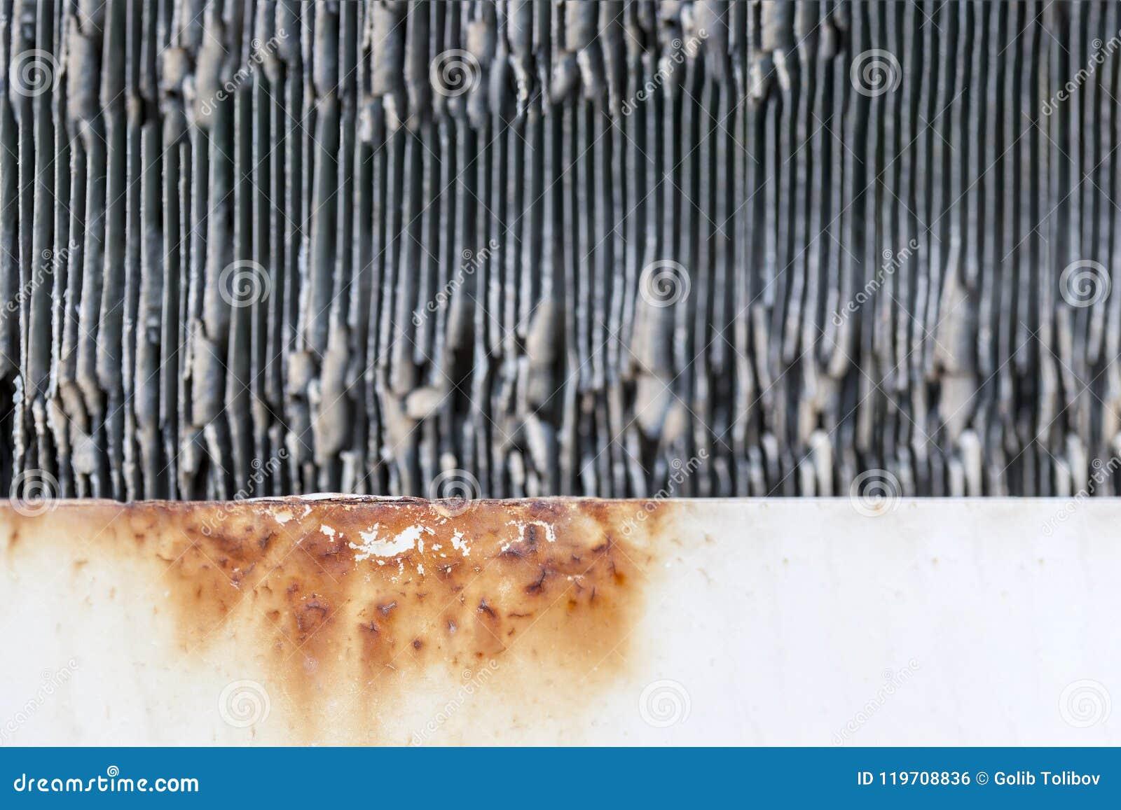 Slut upp textur för enhet för kondensator för billuft betingande Element för kommunikationsutrustning
