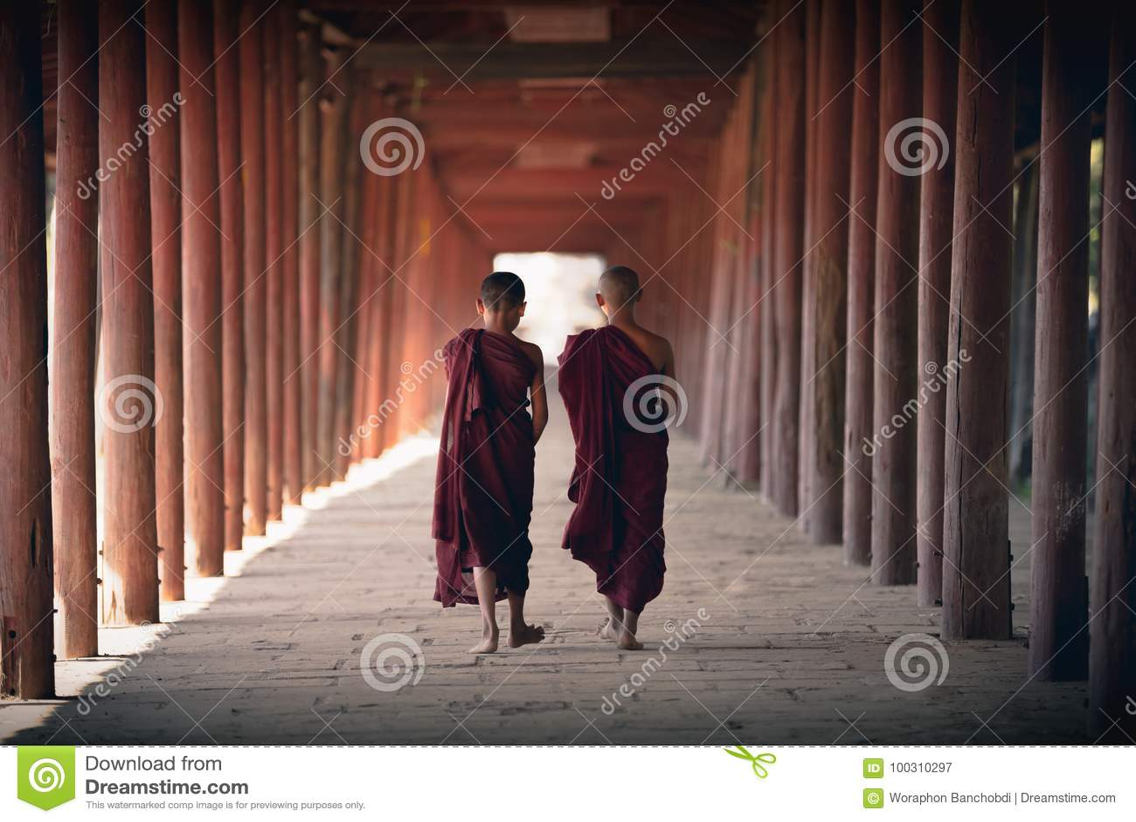 Små munkar