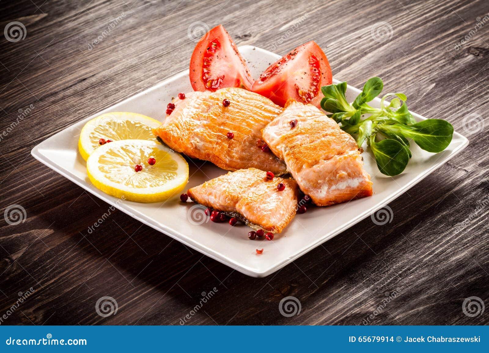 Smażący rybi polędwicowy