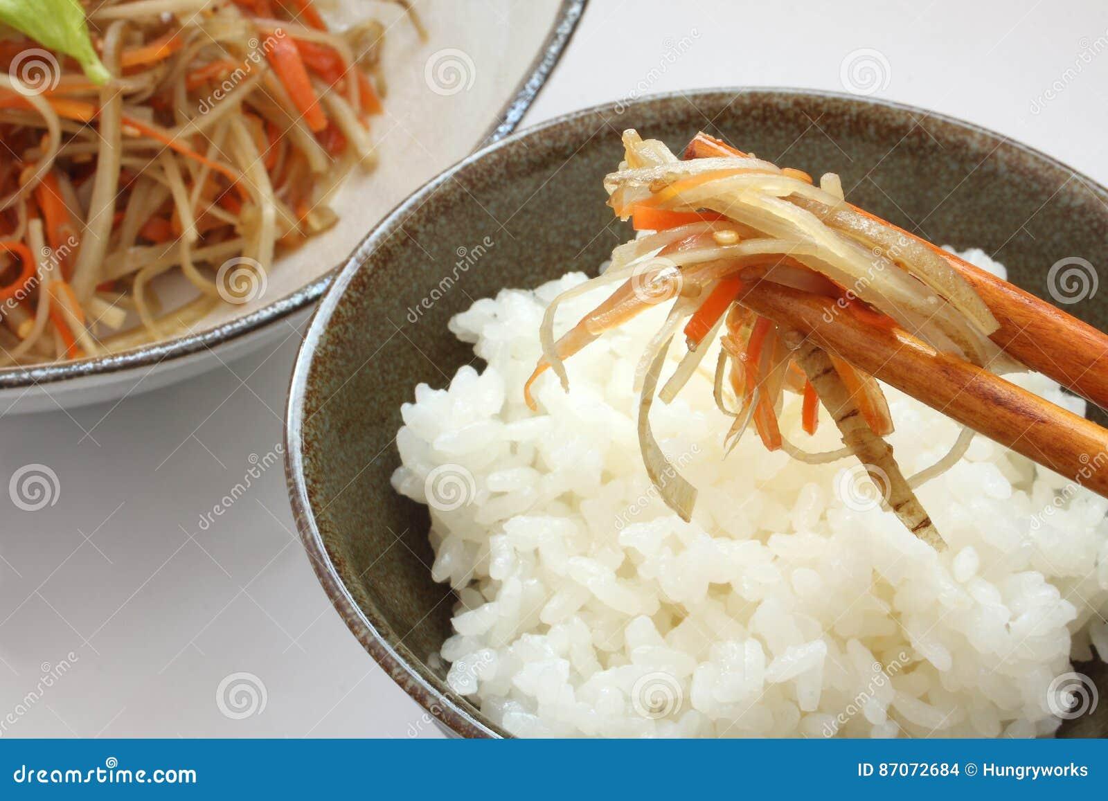 korzenie ryżu