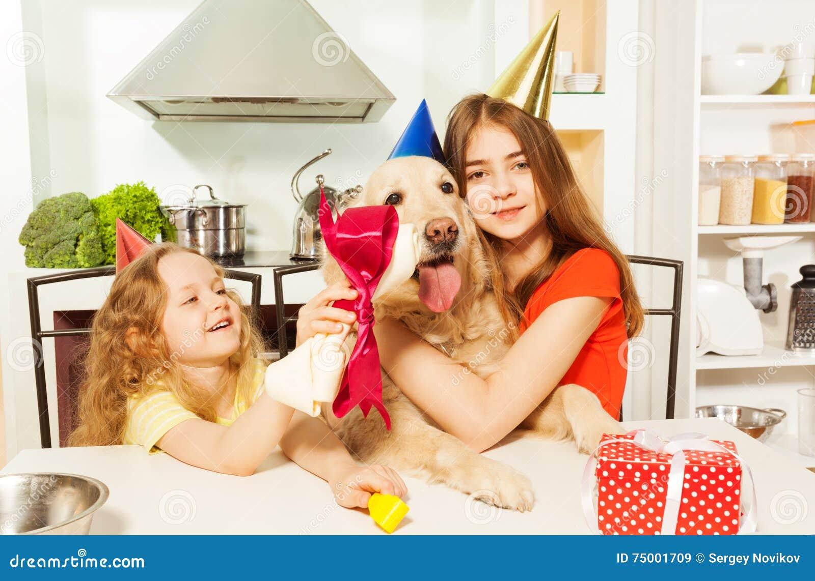 Smakelijke gift voor huisdier van het houden van van eigenaars