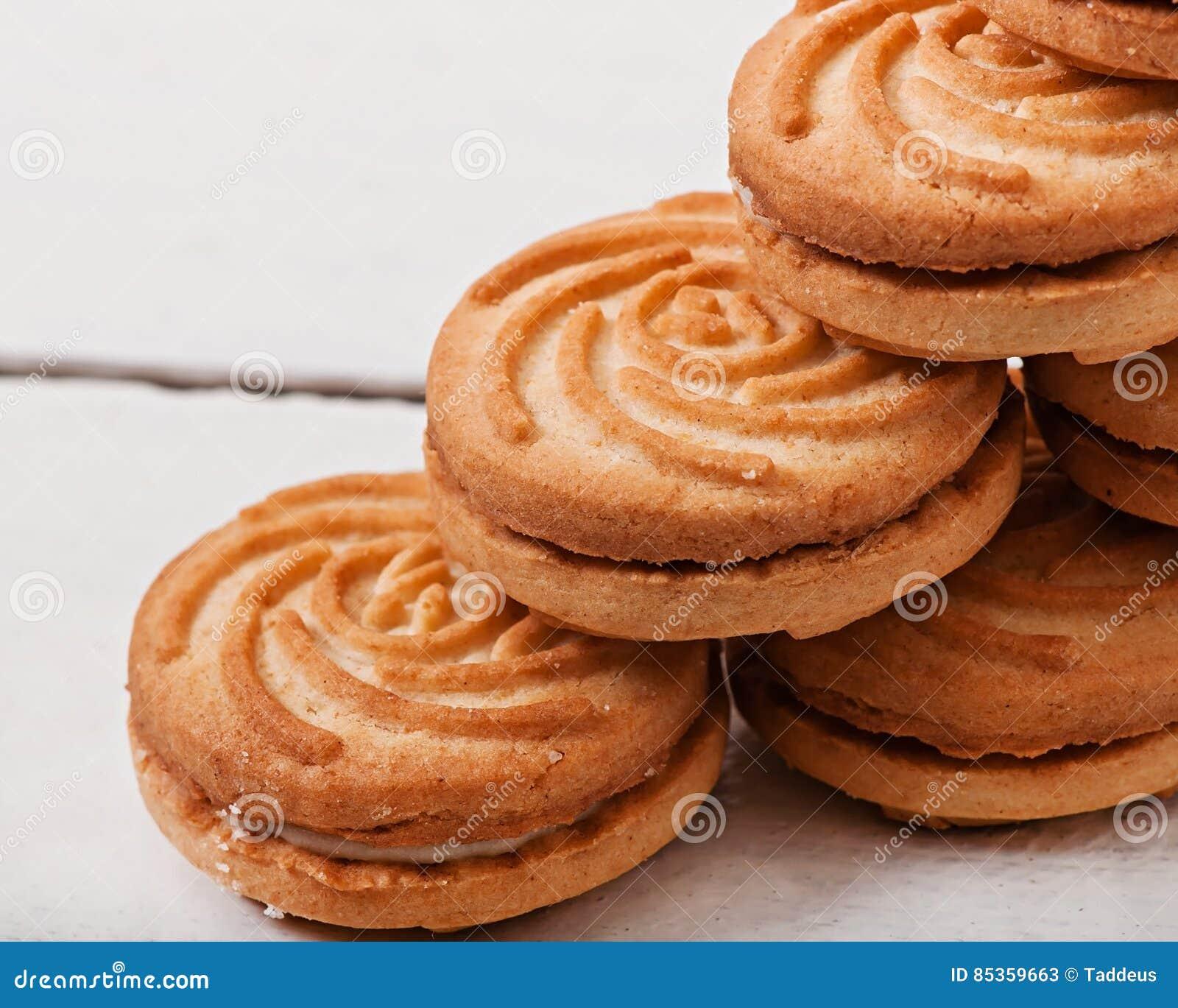 Smakliga bakade kakor