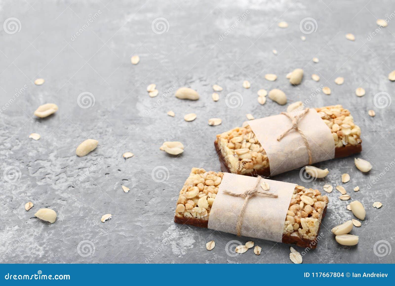 Smakowici granola bary