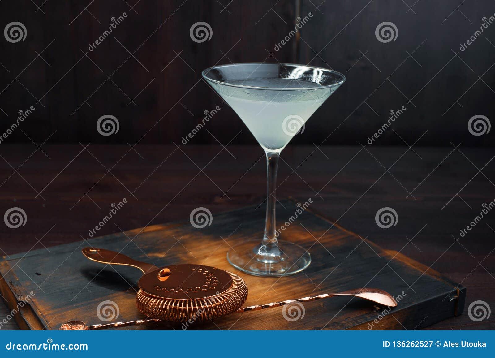 Smakowity alkoholiczny koktajl «Margarita «