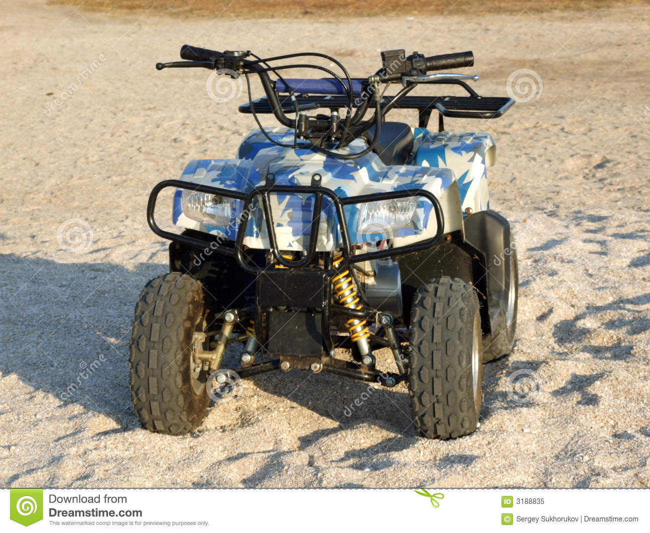 Small All Terrain Vehicle