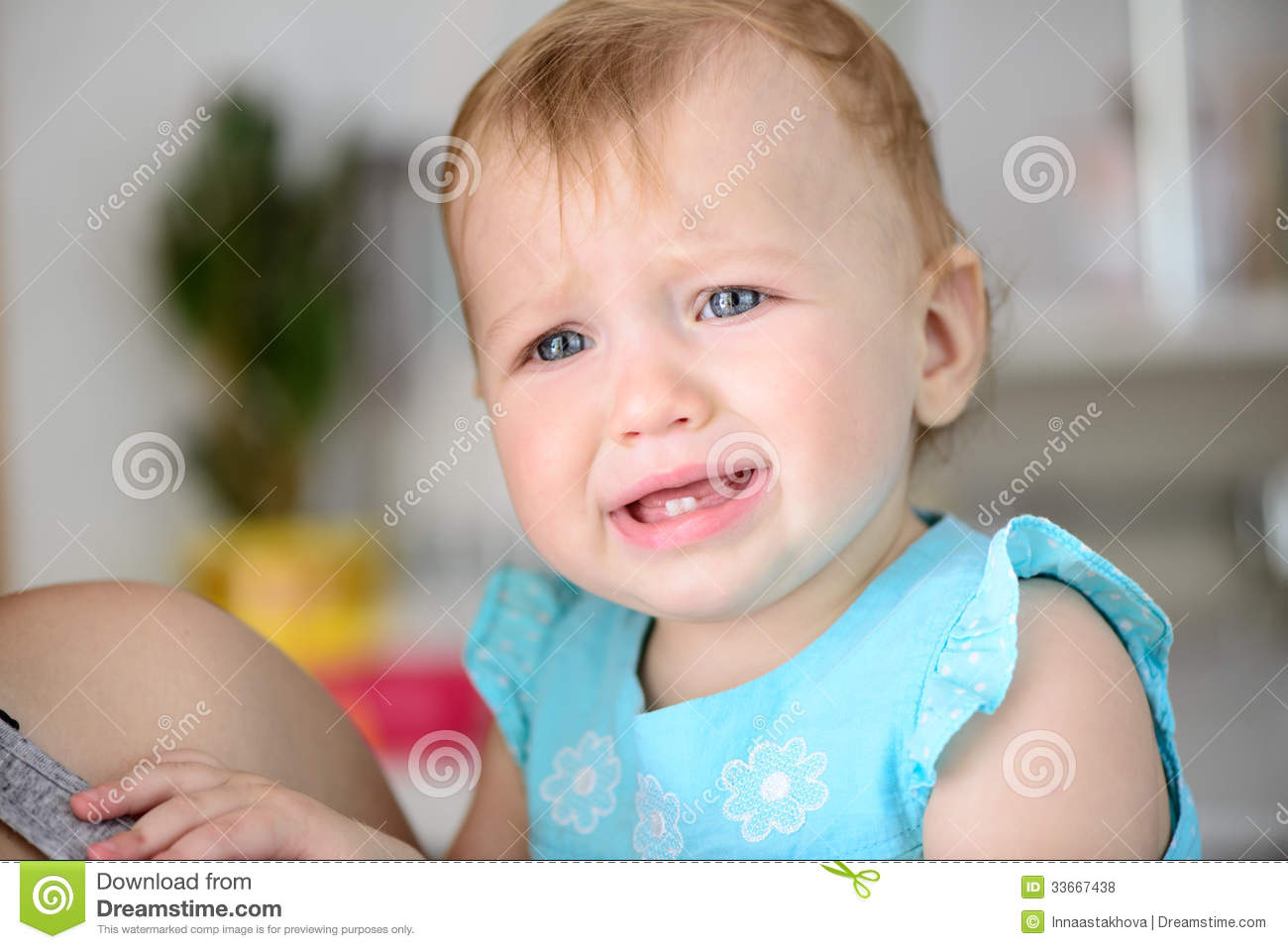 Small baby crying stock photo. Image of crying, colic ...