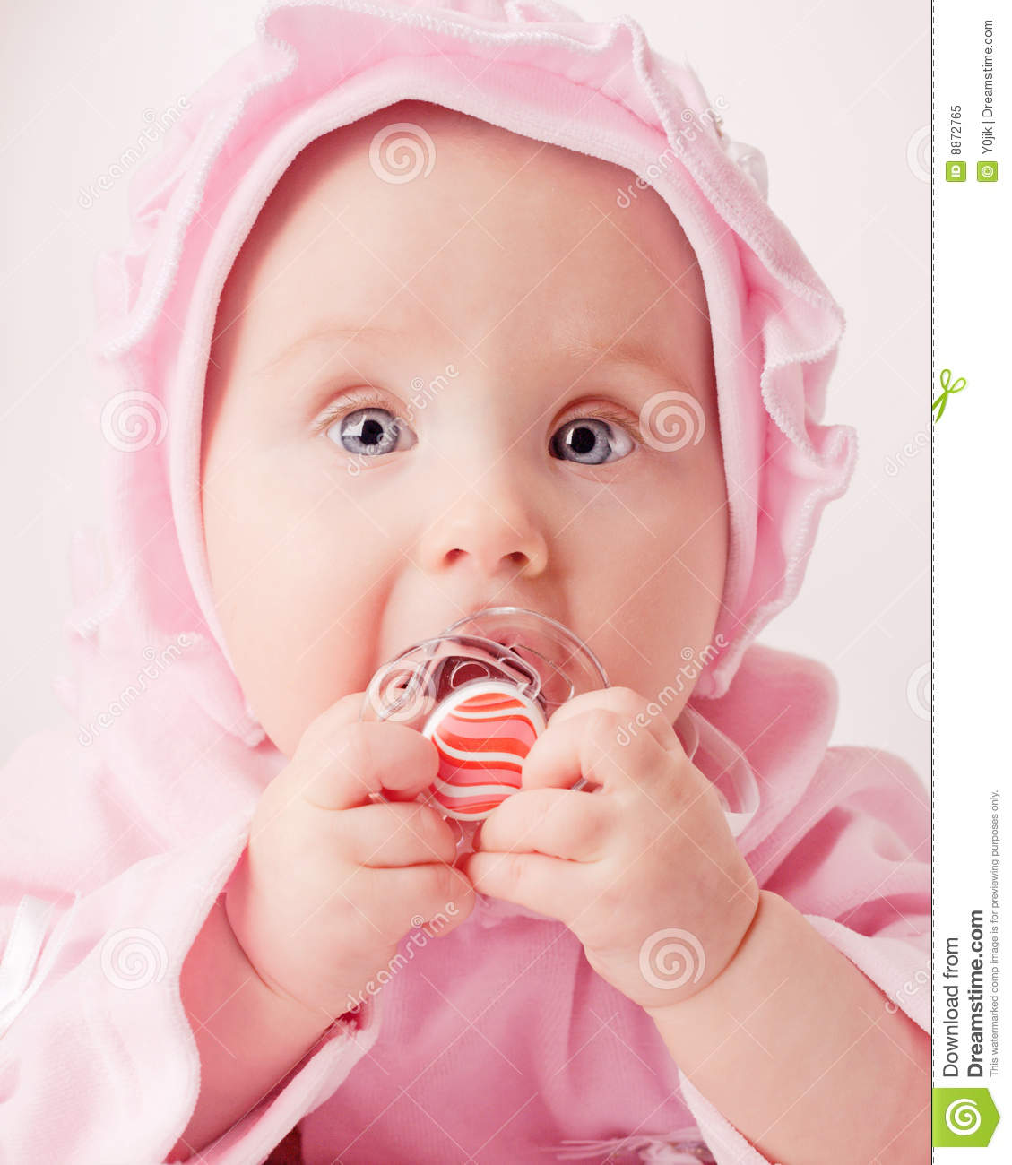 3-Month-Old Baby Using Breast as Pacifier - How To
