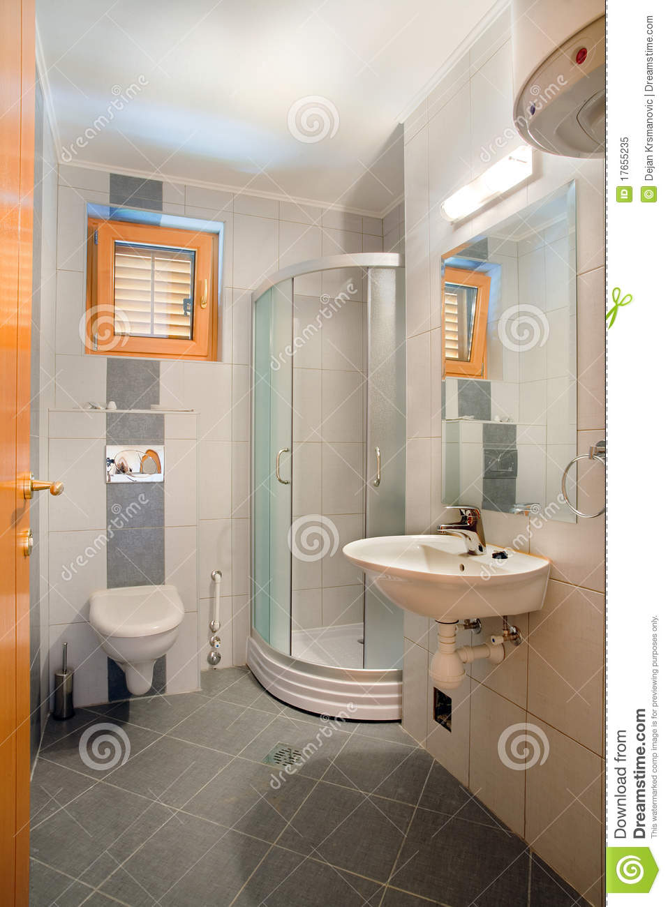 Small Bathroom Royalty Free Stock Photo Image 17655235
