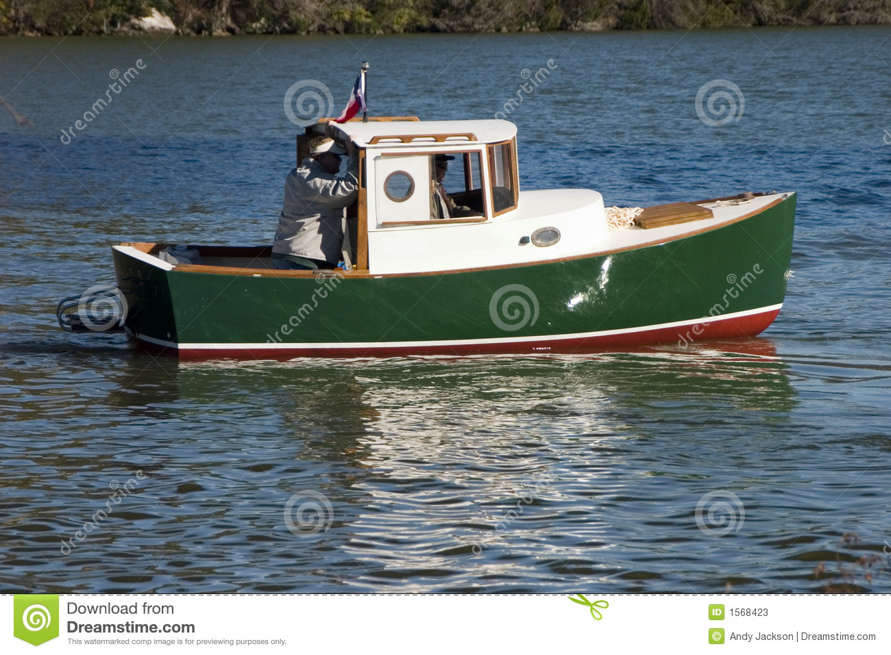 Small Boat Stock Photos - Image: 1568423