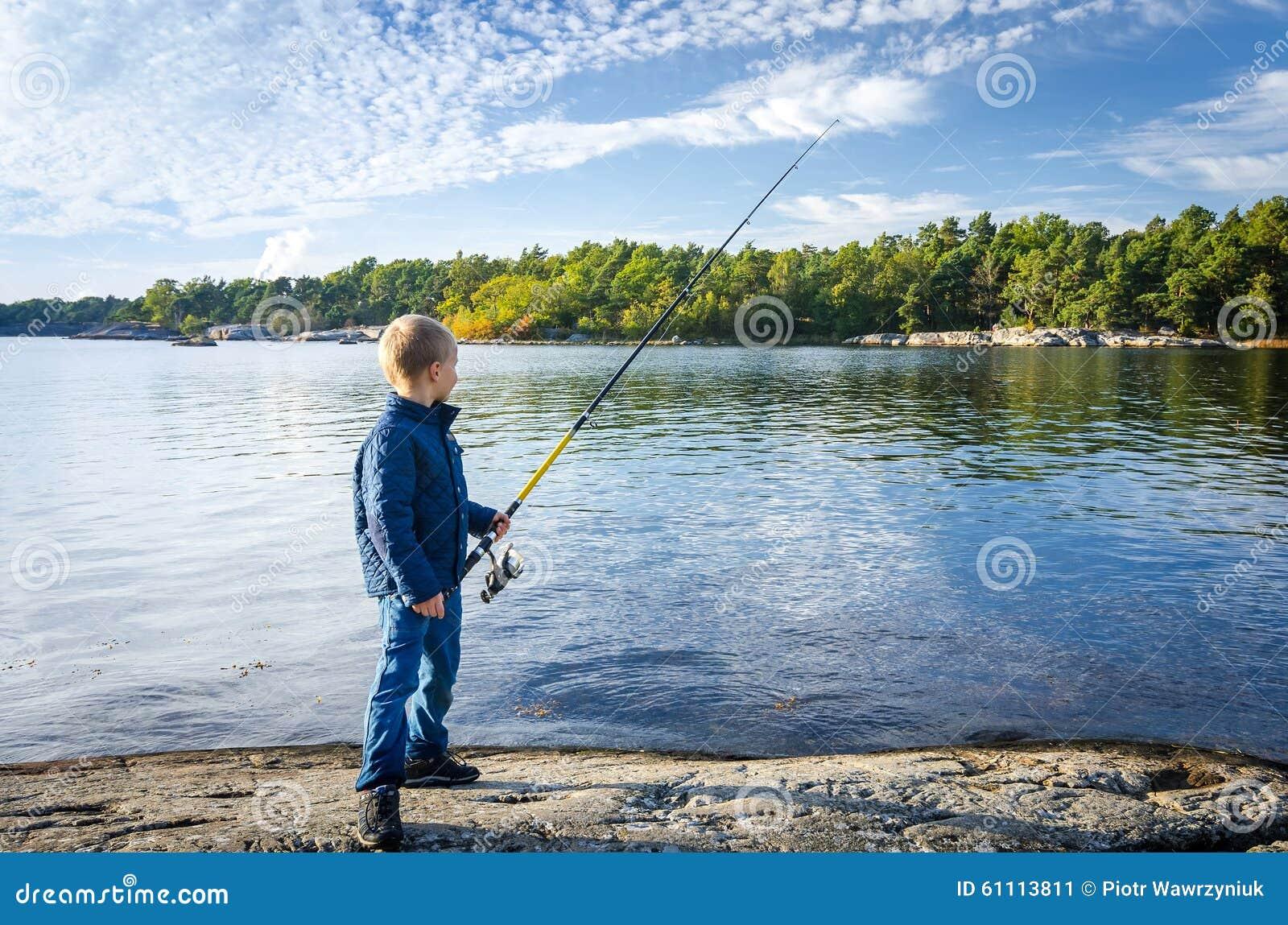 Huge fishing rod for Big fishing pole