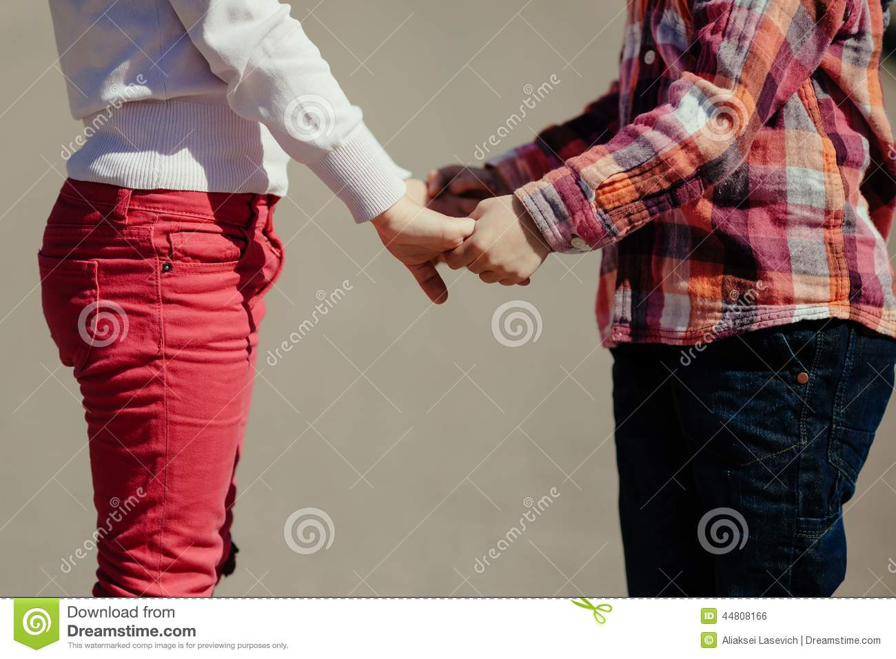 Cute Little Girl Boy Holding Hands Stock Images - 2,725 Photos