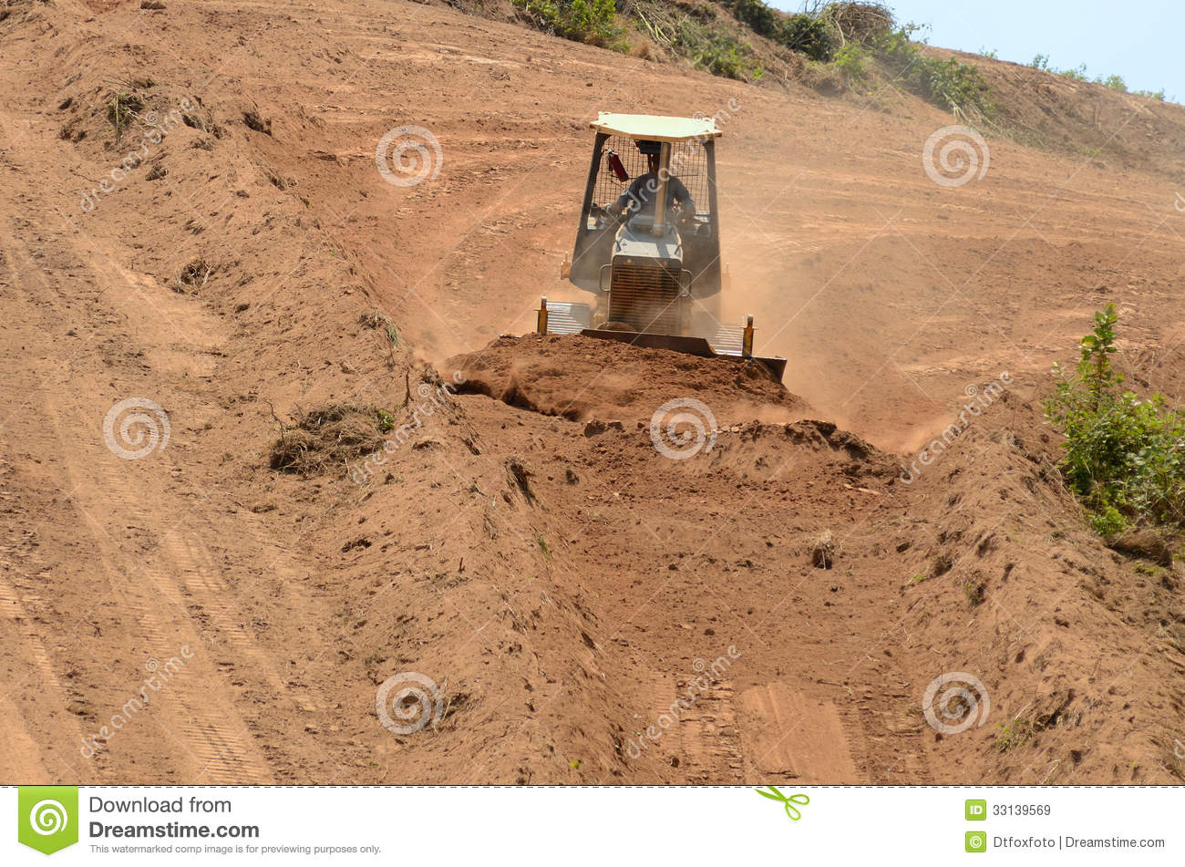 Small bull royalty free stock images image 33139569 for Soil material