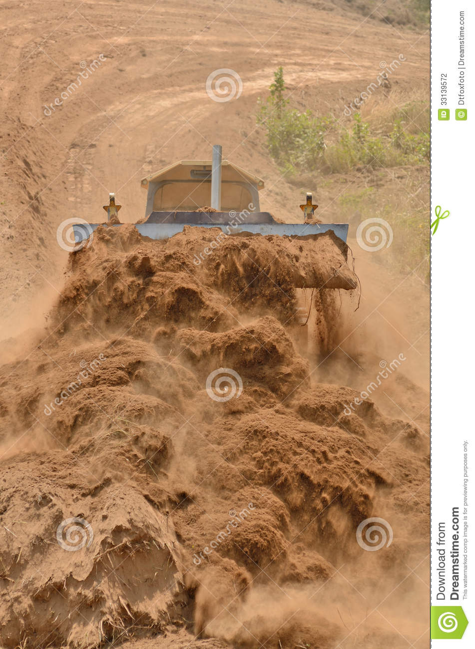 Small bull stock photography image 33139572 for Organic top soil