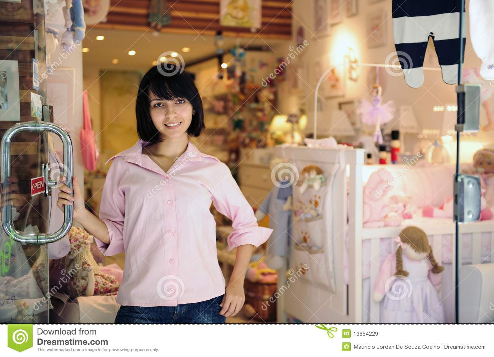Baby shop business plan free