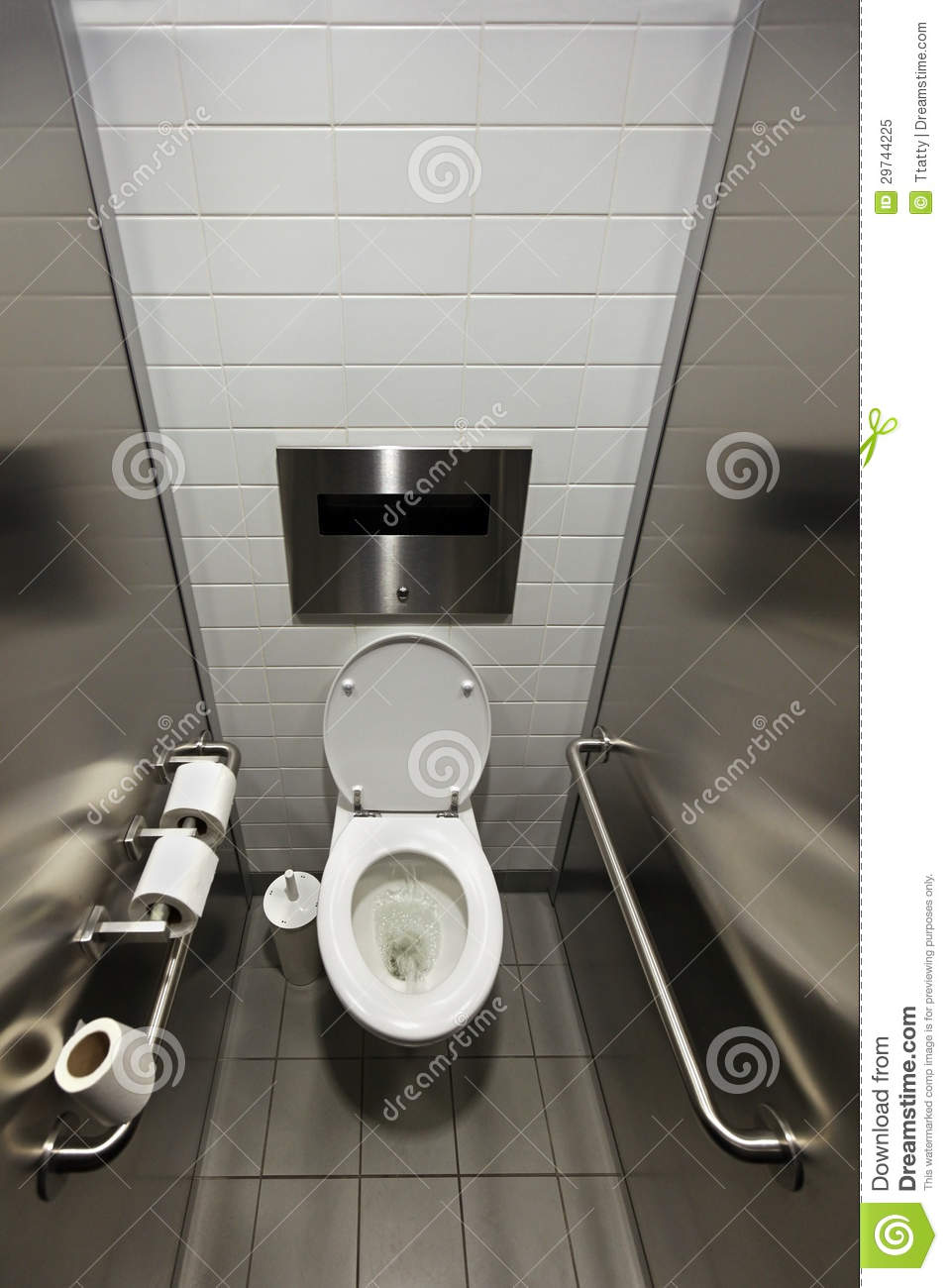 Public Toilet Royalty Free Stock Photo Image 29744225