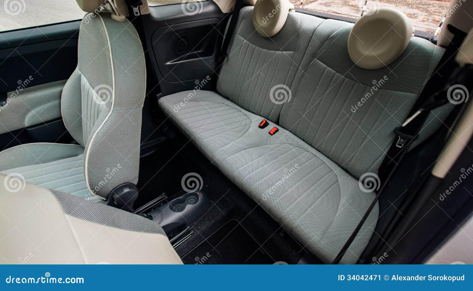 small car interior stock image image 34042471. Black Bedroom Furniture Sets. Home Design Ideas