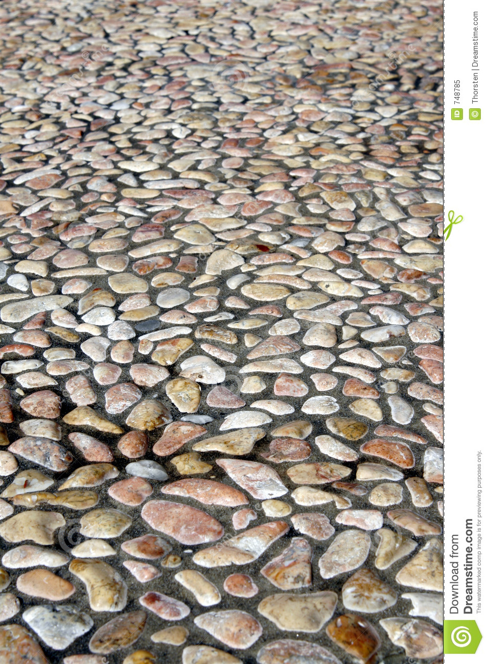 Small Cobblestone Pattern Royalty Free Stock Photo - Image ...