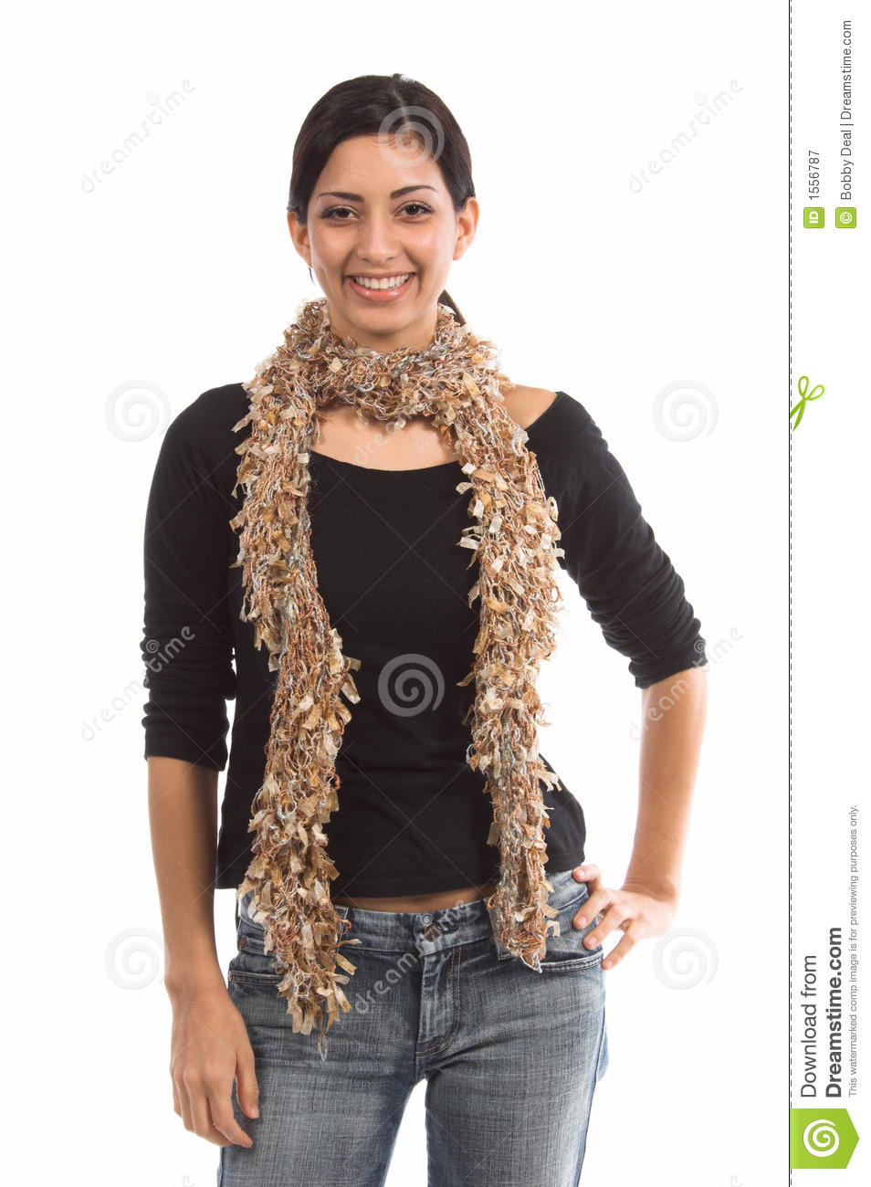 Small Couture Scarf