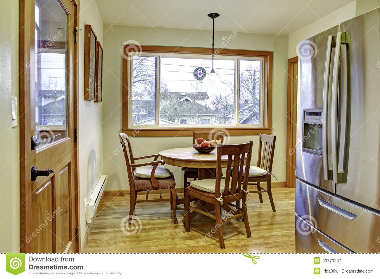 Cozy Kitchen Small Cozy Kitchen Royalty Free Stock Photography Image 36776287