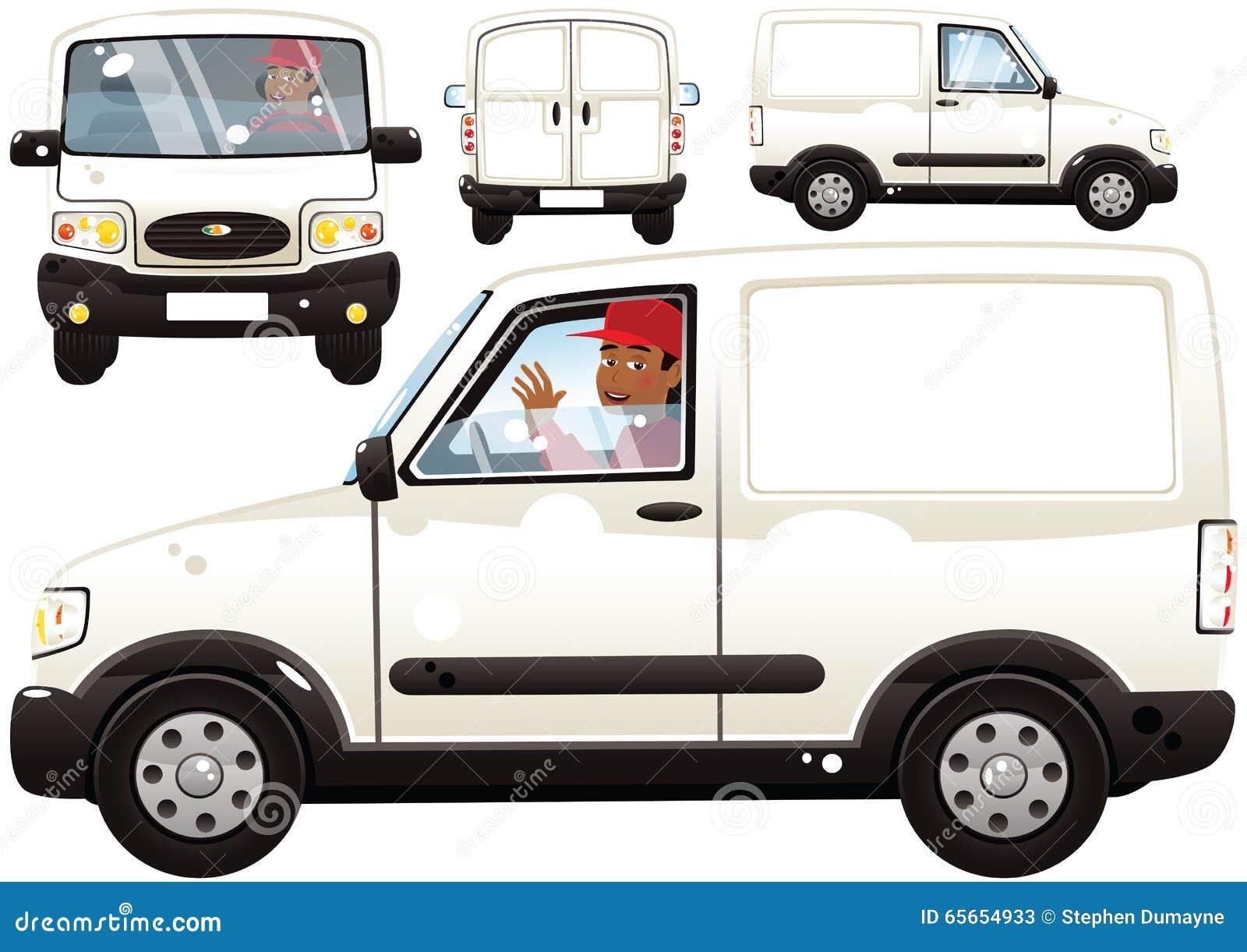 Courier Van Driver Jobs Employment