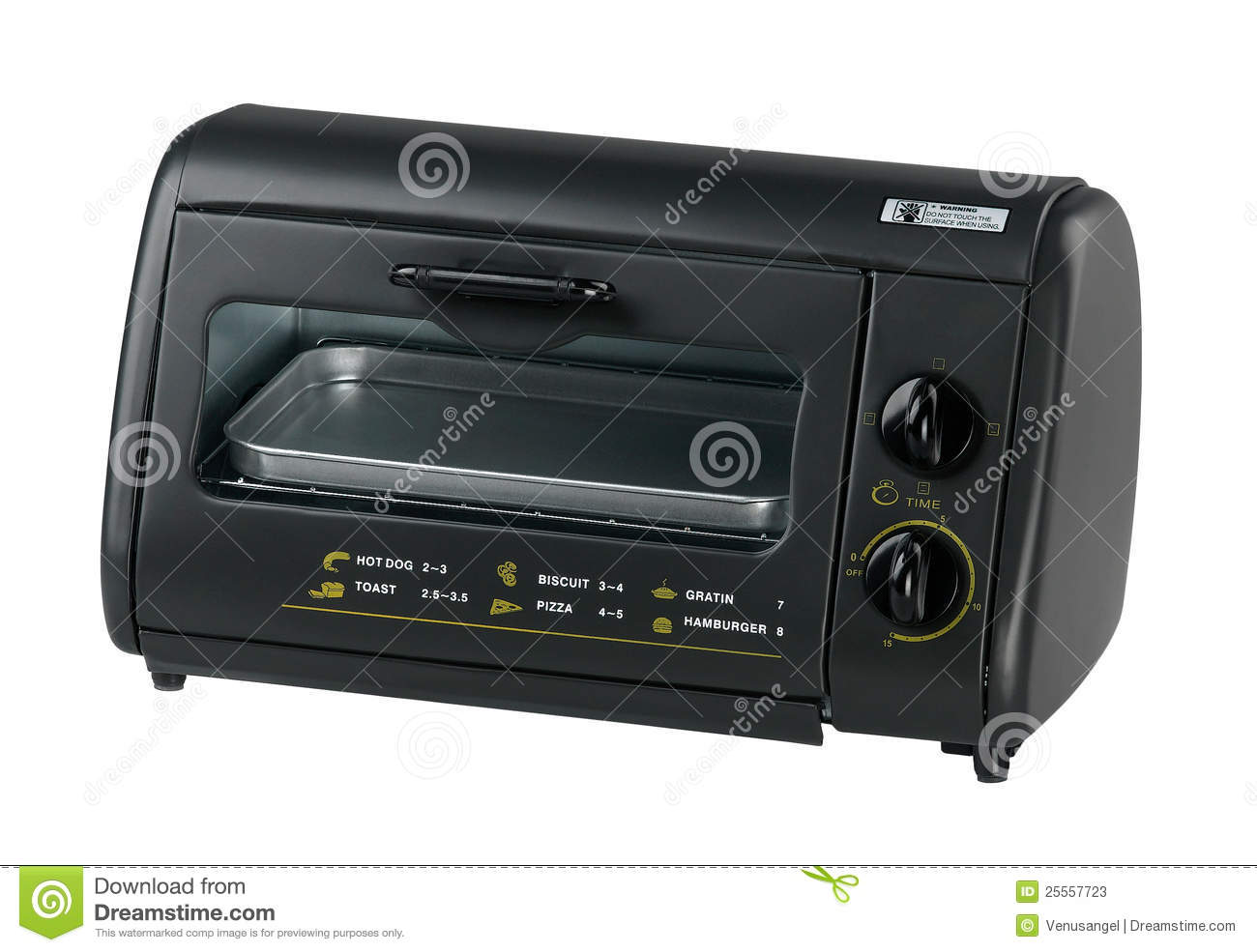 Small Electric Ovens ~ Small electric oven stock photos image
