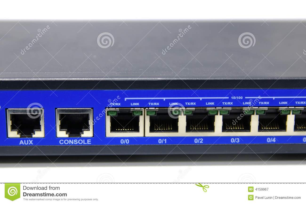 Small Firewall Royalty Free Stock Photography - Image: 4159967