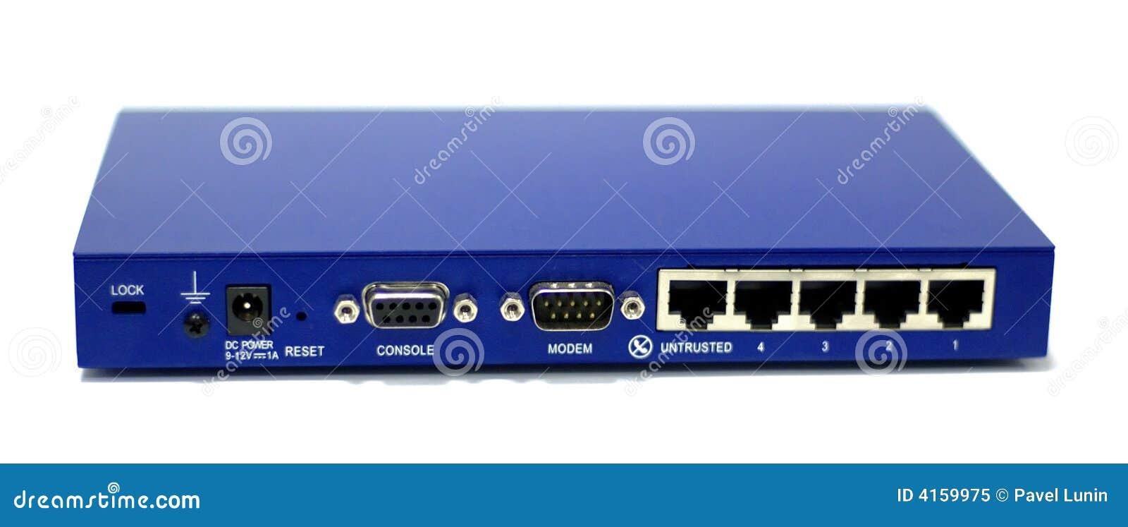 Small firewall stock image. Image of broadband, industry - 4159975
