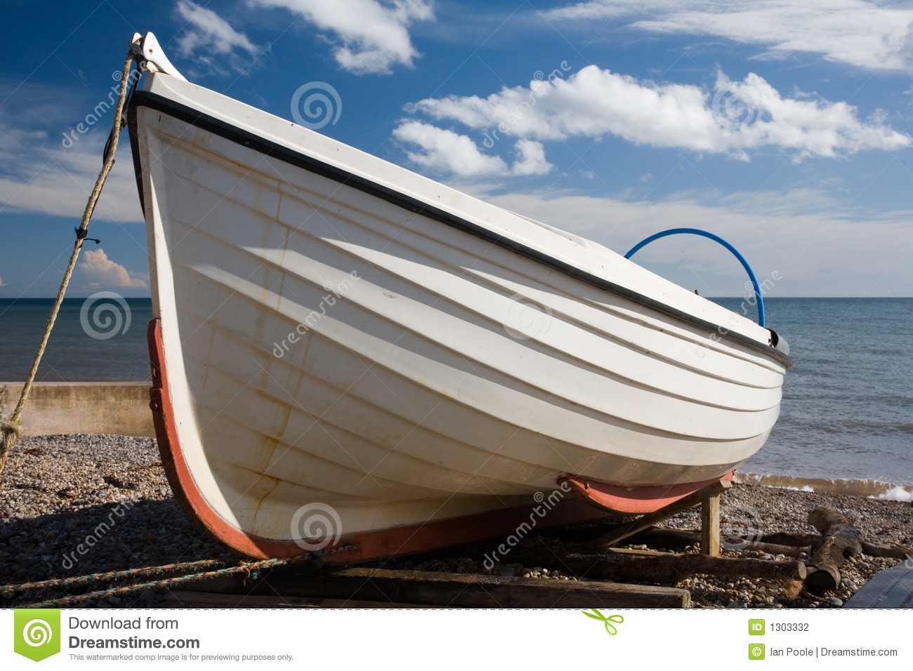 Small fishing boat stock photography image 1303332 for A small fishing boat