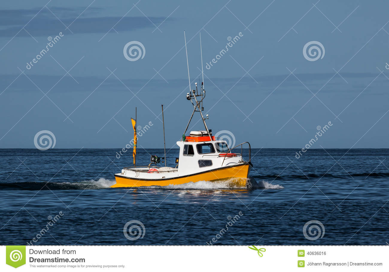Small fishing boat stock photo image of waters image for Free fishing boats
