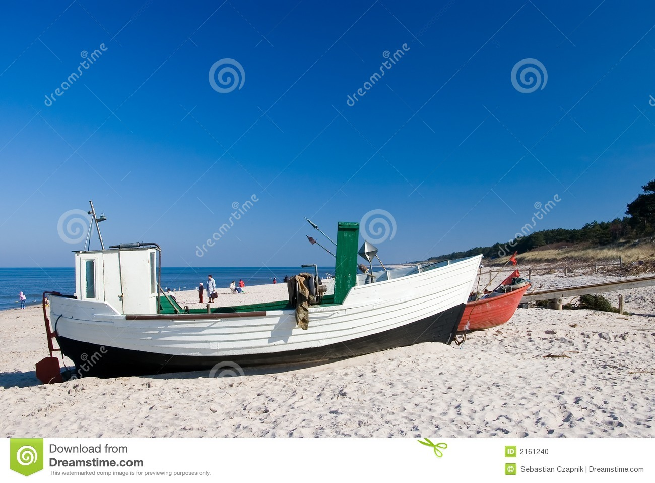Small fishing boats on beach stock photo image 2161240 for Little fishing boats