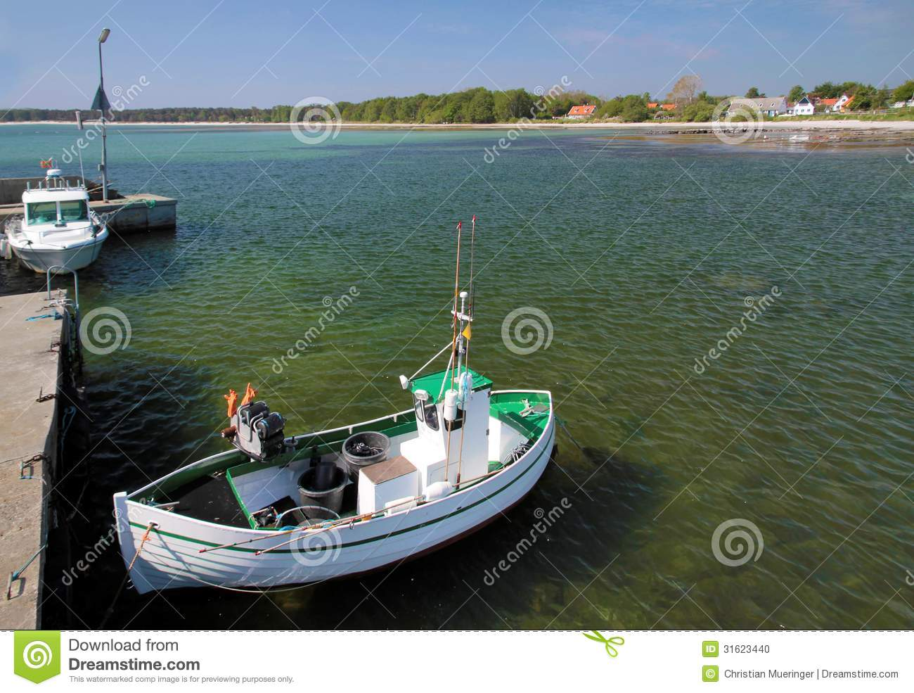 Small fishing boats stock photo image 31623440 for Little fishing boats