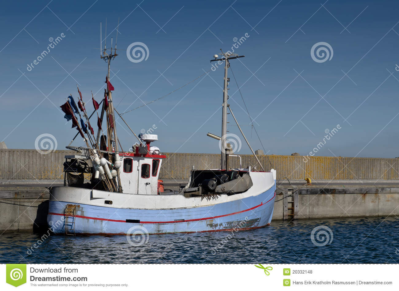 Small fishingboat royalty free stock photos image 20332148 for A small fishing boat