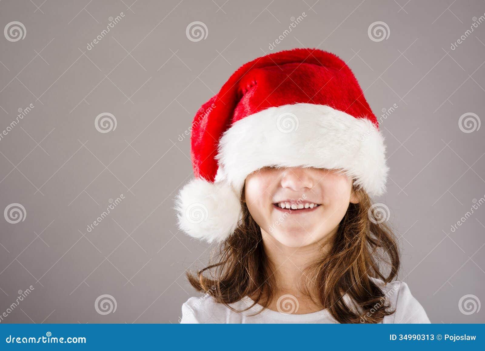 how to make a small santa hat