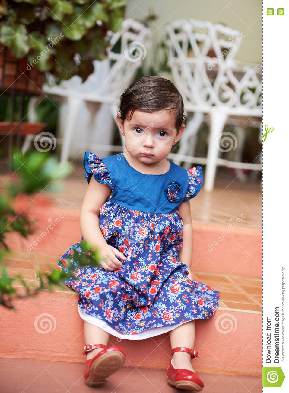 cdadc09ce83 Small Girl Sit Steps Stock Images - Download 84 Royalty Free Photos