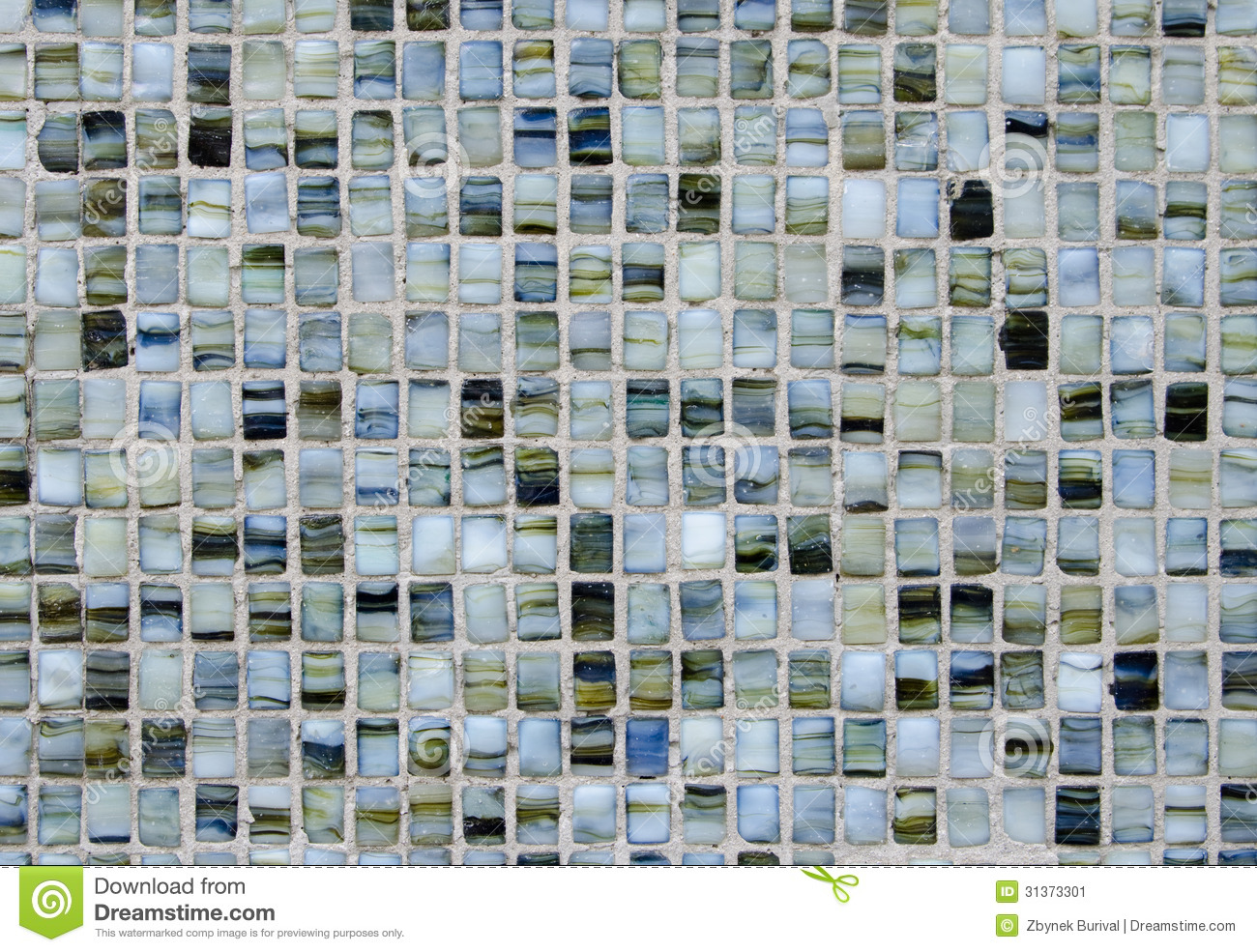 Small glass tiles texture stock image image 31373301 for Small glass backsplash tiles